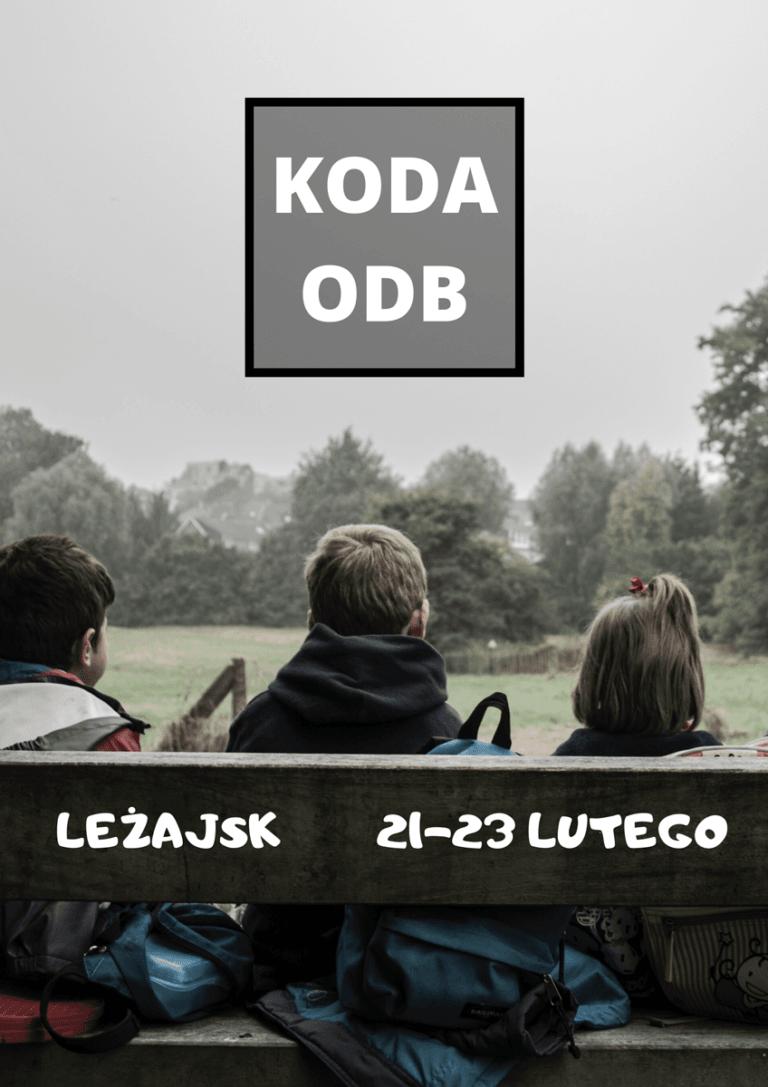 KODA – ODB