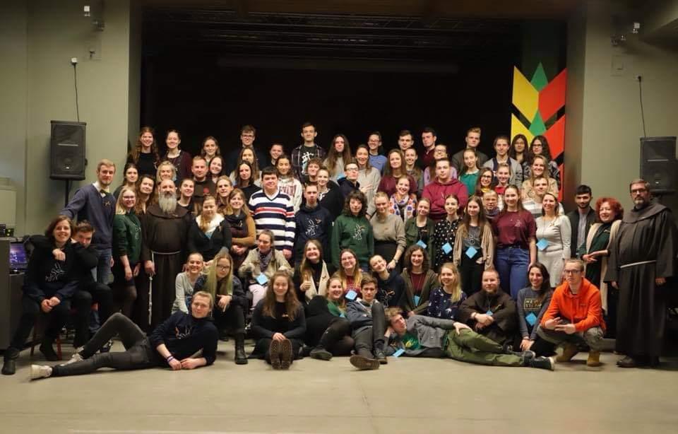 Zjazd Młodzieży Franciszkańskiej na Litwie
